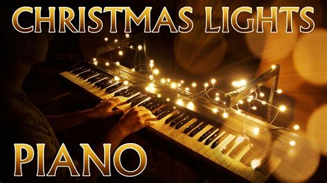 now light one thousand christmas lights piano music free coldplay lights piano cover