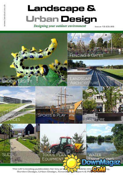 urban design journal pdf landscape urban design issue 13 2015 187 download pdf