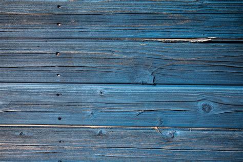 Blue Wood Texture Free Photo   ISO Republic