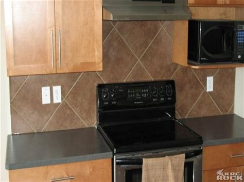 large tile kitchen backsplash large tile backsplash search for the home