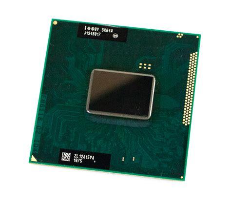 intel i5 mobile sr04w intel 174 core i5 2430m mobile processor 3m cache up