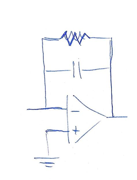 how to draw an electric circuit with the help of