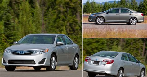 2012 Toyota Camry Horsepower All New 2012 Toyota Camry Specs Pictures And Prices