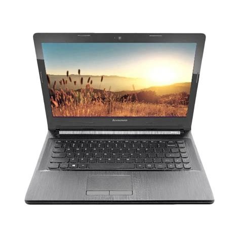 Laptop Lenovo Ideapad G40 jual lenovo ideapad g40 45 80e1008bid notebook 14 inch 500 gb quadcore harga
