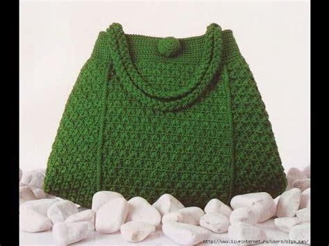 Tas Serut Stitch crochet tutorial tas tali serut drawstring bag mini