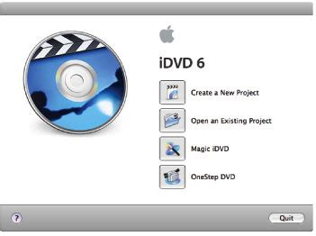 Idvd Templates by How To Use Idvd Themes In Imovie