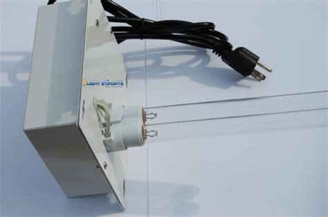 lse lightingt uvc duct hvac air purifier system  clean