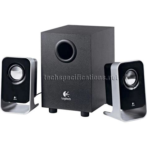 V Barang Terlaris Logitech Speaker Z313 2 1 Multimedia Speaker Z 313 logitech ls21 2 1 pc speakers technical specifications