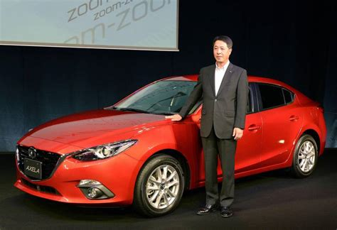 mazda motor corp mazda to debut domestic hybrid the times
