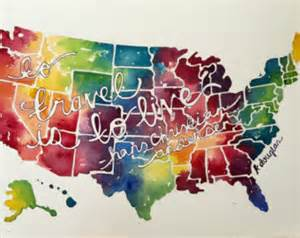 scratch united states map places i ve been large original scratch map of the