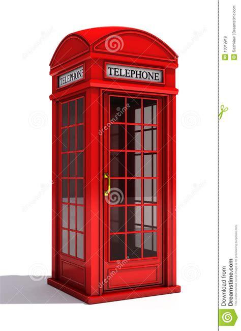 cabina en ingles cabina de tel 233 fono inglesa fotos de archivo libres de
