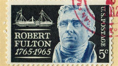 barco a vapor de robert fulton robert fulton un genial inventor olvidado nuestromar