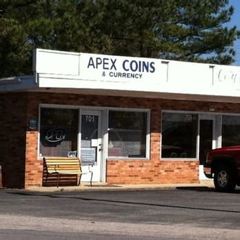 apex coins currency hobby shops 701 e williams st