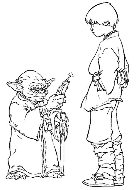 coloring pages wars yoda free coloring pages of wars yoda