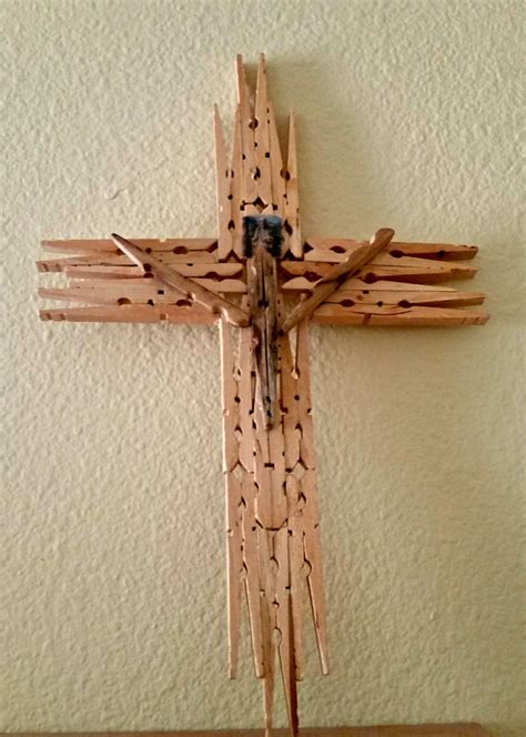 Handmade Cross - gift wooden cross