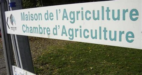 chambre d駱artementale de l agriculture mode de fonctionnement d une chambre d agriculture