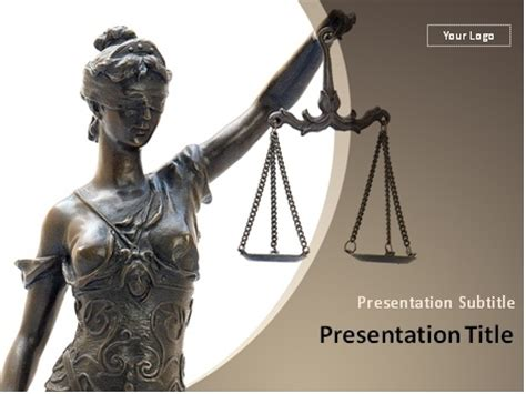 Download Justice Powerpoint Template Criminal Justice Powerpoint Templates