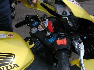 Gabelkopflager Motorrad by Fahrwerksoptimierung F 252 R Einsteiger Motorrad News