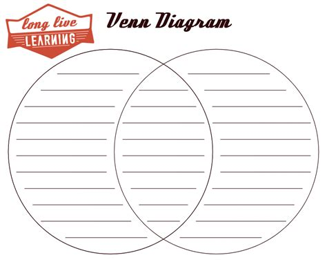free venn diagram template printable venn diagrams images