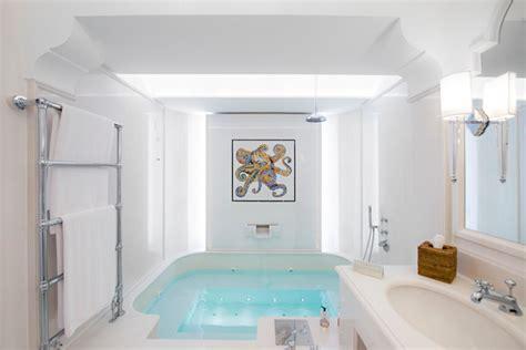 fusco doccia villa tre ville positano bagno vasca idromassaggio