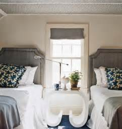 Guest Bed Ideas Apartment Therapy Sophisticated Pairs Of Beds In Guest Rooms