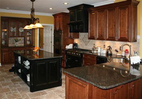 Kitchen Floor Cabinets Pictures For Works Of Tile Kitchen Cabinet Design Kitchen Bath Remodeling In St Louis