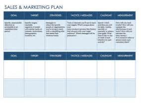 business plan to increase sales template sales plan templates free premium