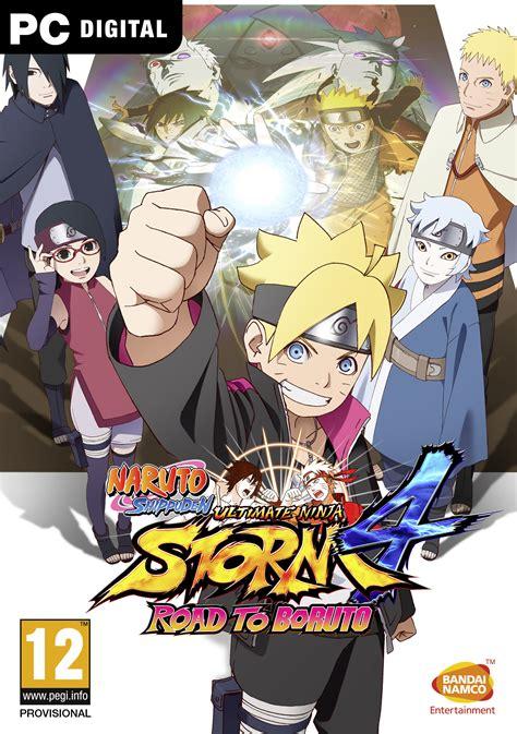 film naruto ultimate ninja 2 naruto ninja storm 4 road to boruto nouvelles images sur ps4