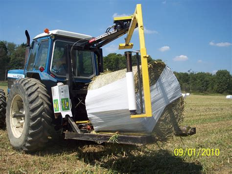 bales motor co inc product spotlight bale wrappers presented by tubeline