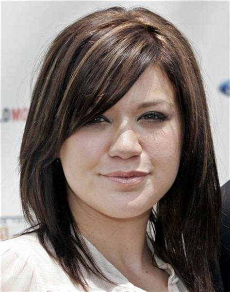 double bob haircut hairstyles kelly clarkson