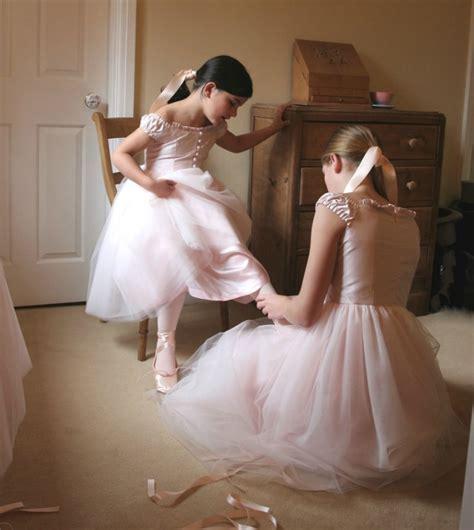 Braut Ballerinas by The Ballerina Bajan Wed