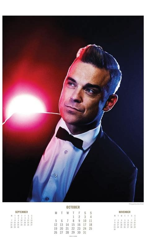 William And Calendar 2018 Robbie Williams Calendars 2018 On Europosters
