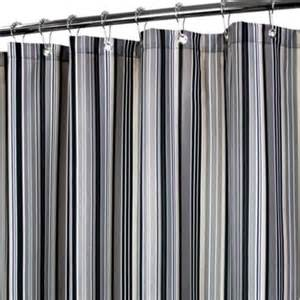 Stripped Shower Curtains Buy Striped Bath Shower Curtains From Bed Bath Beyond