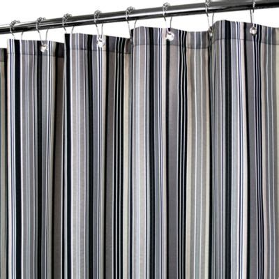 shower curtains bed bath beyond buy striped bath shower curtains from bed bath beyond