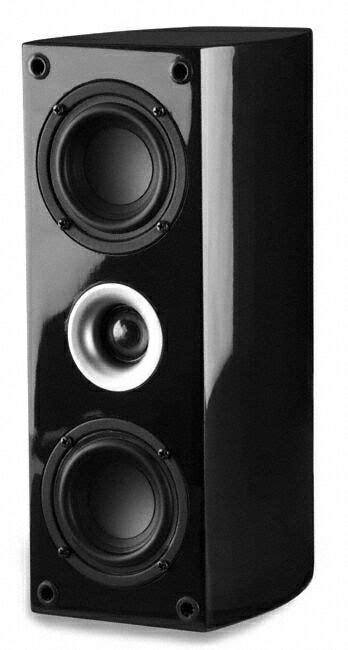 "Pinnacle BD-200 Black Diamond Series 3"" LCR Universal"