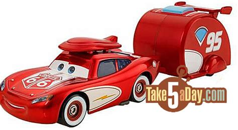 Cars Fillmore Road Trip Rd Tr1p Mattel Disney Pixar Diecast 1 55 mattel disney pixar cars road trip lightning ramone mater with trailers take five a day
