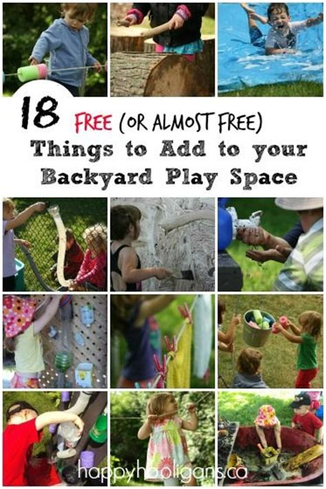 fun stuff to do in your backyard 18 backyard diys that are down right brilliant free