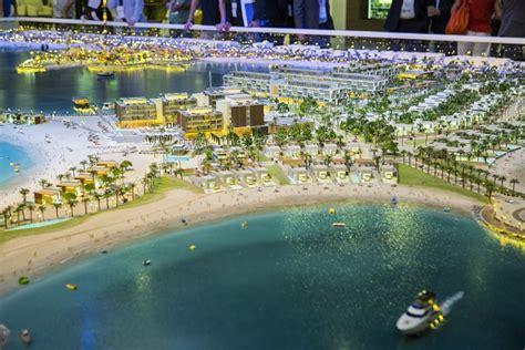 meraas showcase dubai beachfront project design middle east