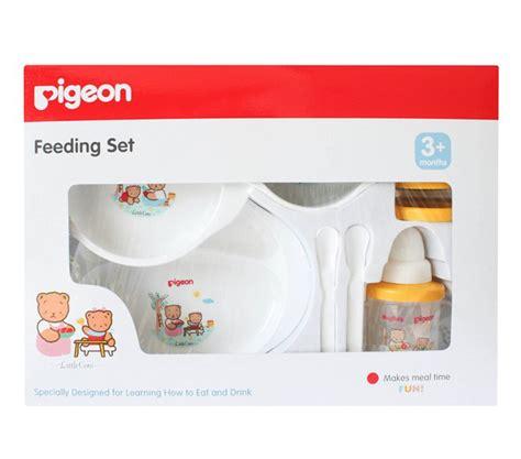 Pigeon Feeding Set Besar Murah Meriah harga mainan untuk anak 1 tahun mainan toys