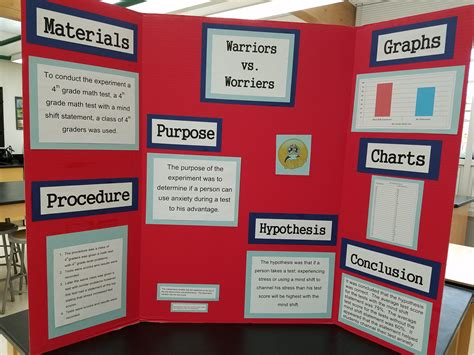 St Joseph School 8th Grade Science Fair 17 18 Herndon Va Pictures Of Science Fair Display Boards