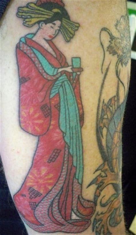 geisha girl tattoo forearm geisha girl arm tattoo tattooimages biz