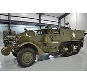 M4A1 Mortar Carrier Halftrack 1943 – Museum Of The