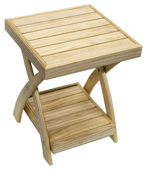 folding side table plans pdf woodworking