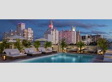Orlando Rooftop Pools & Rooftop Pool Oasis At Four Seasons ... W Hotel Atlanta Rooftop Pool