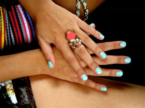 skin color nails the best summer nail shades for your skin tone