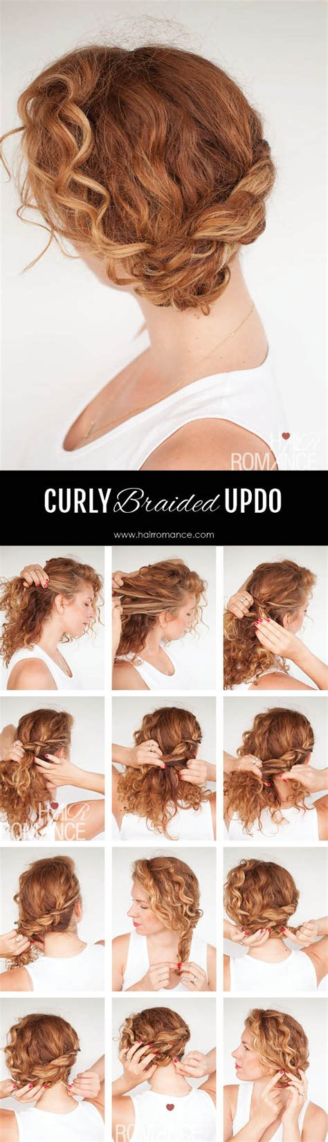 how to old fashion hair styles new curly hairstyle tutorial tips for braiding curly