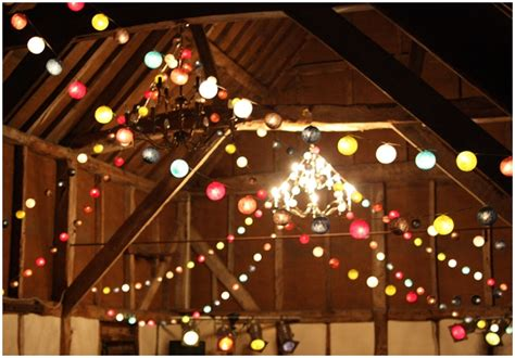 Wedding Reception Lighting Cable Cotton Competition Cotton And Cable Lights