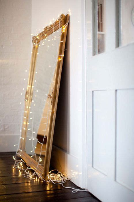 Floor Mirror With Lights by Lights Home Decor Diy