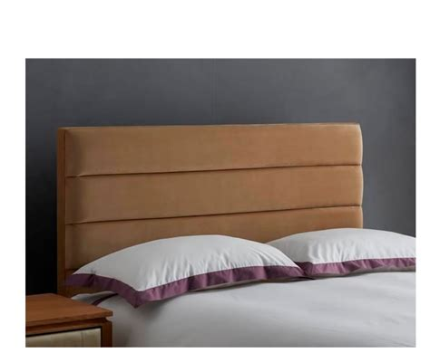 Suede Headboards by Chantelle Faux Leather And Suede Headboard