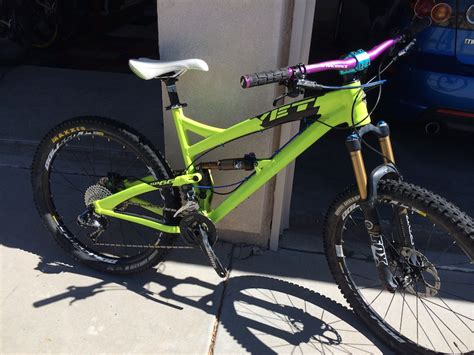 Yeti Enduro Lime Aid 2013 yeti sb 66 medium lime green for sale